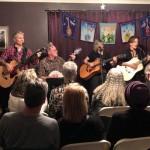 sweet potatoes house concert